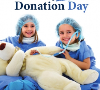 Double Your Donation Day